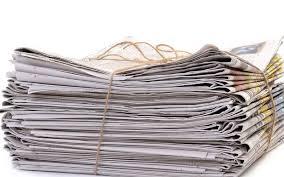 Zahvala po končani zbiralni akciji papirja