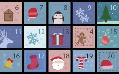 Matematični adventni koledar