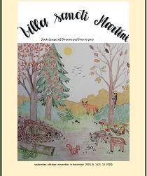 Izšla je prva številka šolskega časopisa Villa sancti Martini